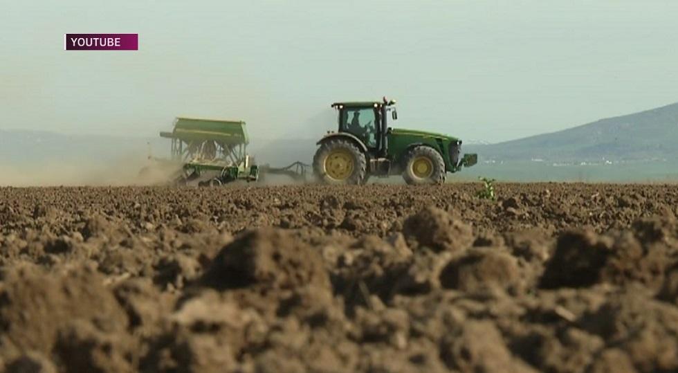 Готовность сельхозтехники к началу посевных работ составляет 98% в Казахстане
