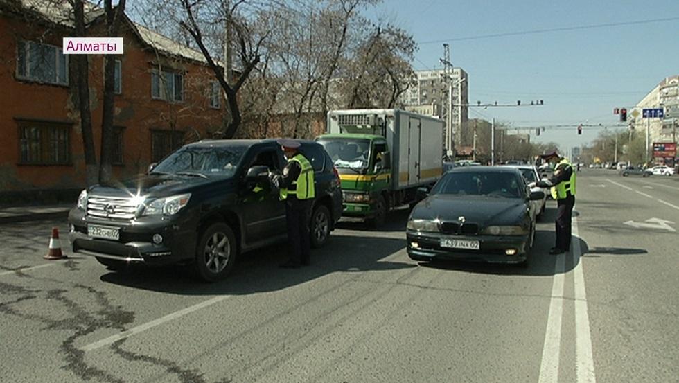 Приложение для автомобилистов е-polisia.kz доступно только в Алматы - ДП города