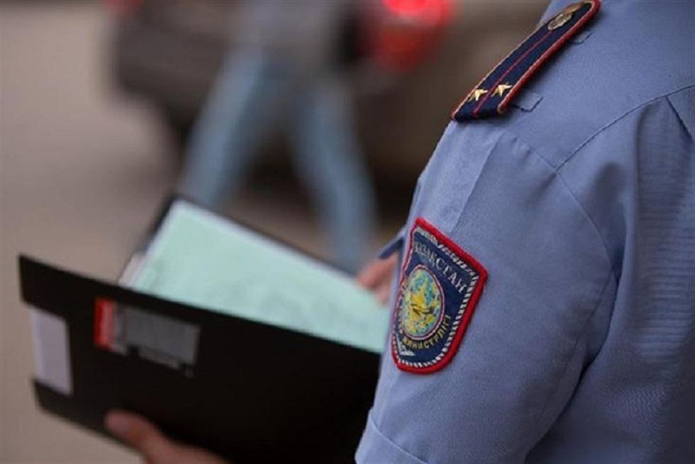 Стражи порядка задержали 28 преступных групп в Алматинской области
