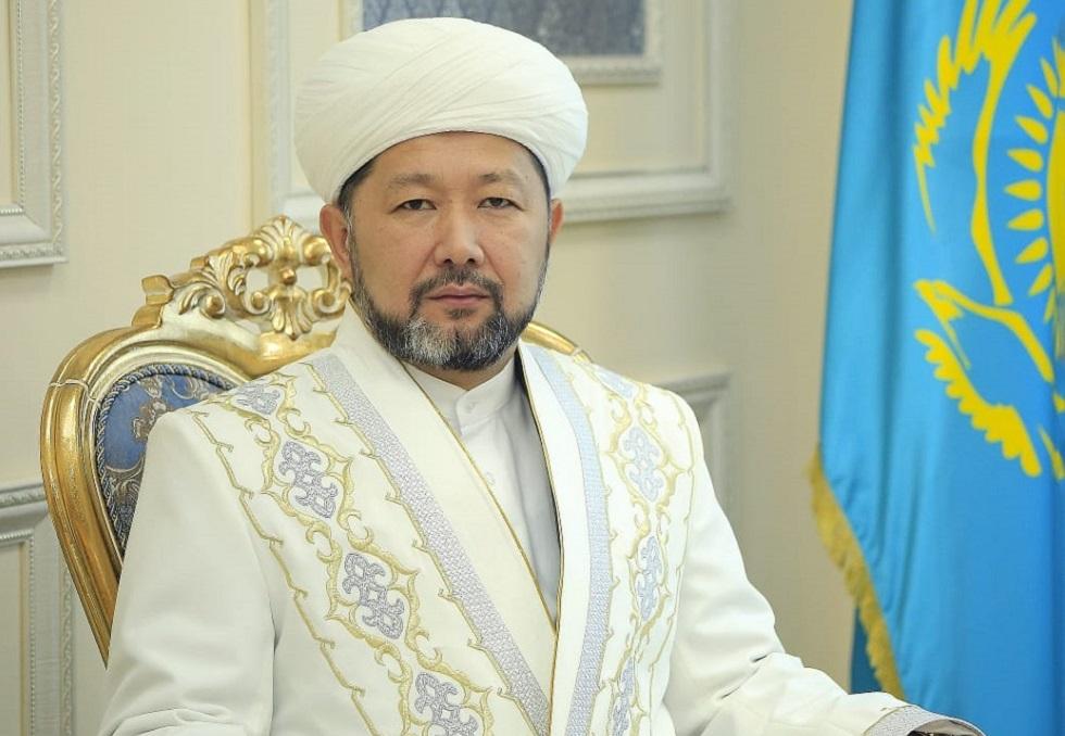 Верховный Муфтий поздравил казахстанцев со священным месяцем Рамазан