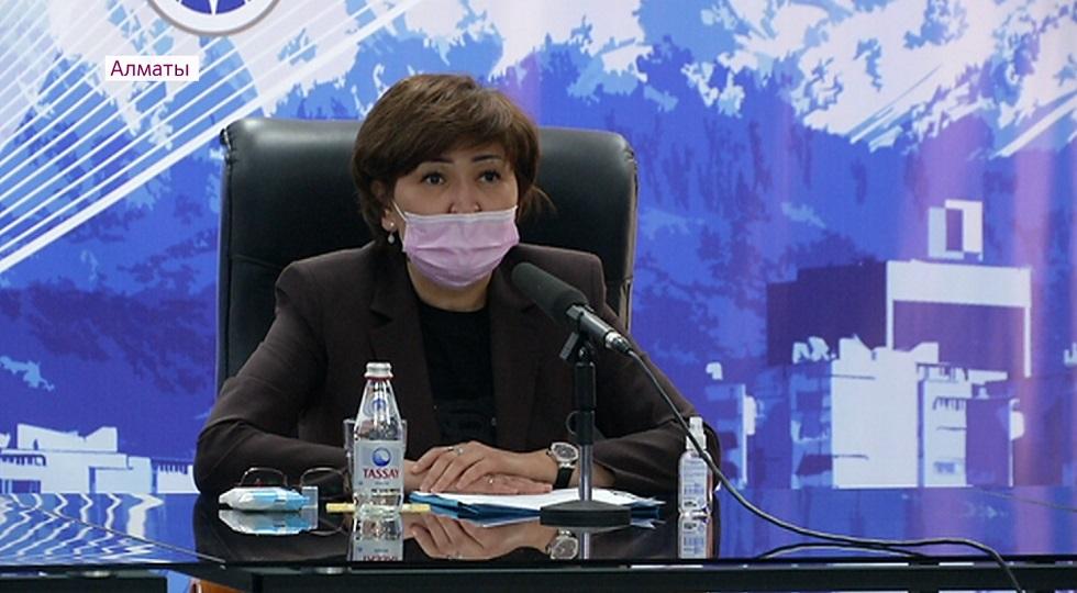 Не допускать поборы в школах Алматы призвали директоров образовательных учреждений