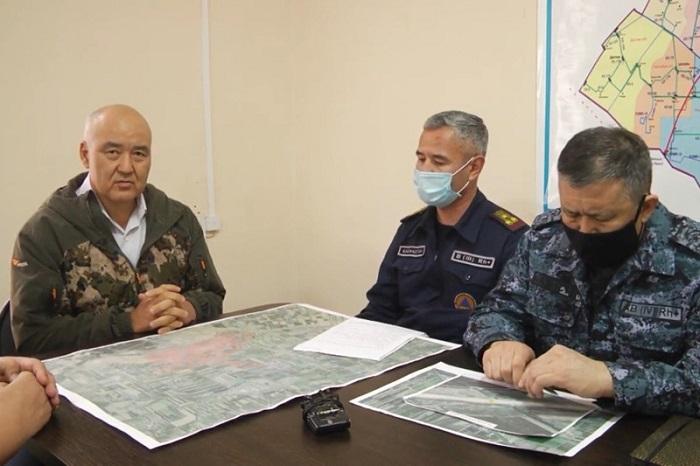 Чрезвычайная ситуация в Туркестанской области: Умирзак Шукеев сообщил о принятых мерах