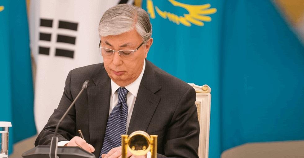 "Президент Казахстана подписал Закон ""О ветеранах"""