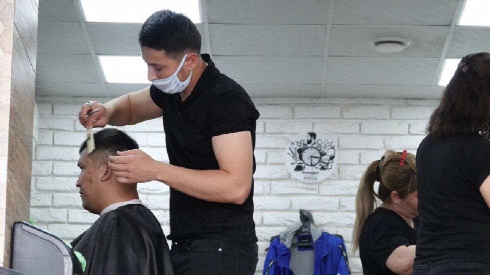 Миллионы тенге заработали парикмахеры за два дня