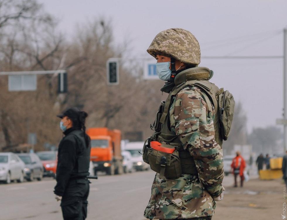 Оперативный штаб по обеспечению режима ЧП при акимате Алматы: режим карантина сохраняется