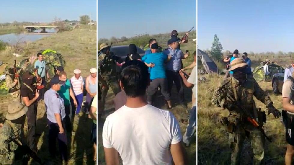 Павлодар облысындағы тәртіп сақшылары мен ауыл тұрғындарының арасындағы қақтығысқа байланысты ПД түсініктеме берді