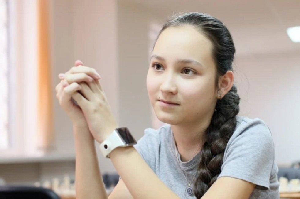 Жансая Әбдімәлік FIDE Online Steinitz Memorial жарысында 2-орынға көтерілді