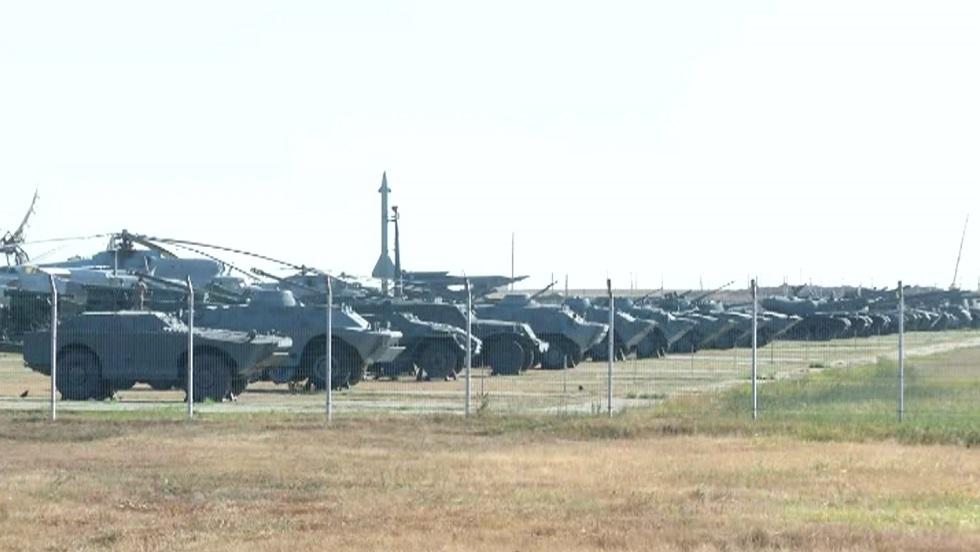 Строительство вблизи складов с боеприпасами запретят в Казахстане