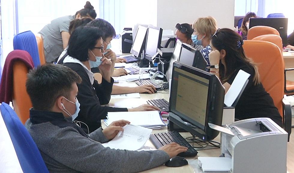 Более 3 тысяч человек обратились в Центр занятости Алматы за время ЧП