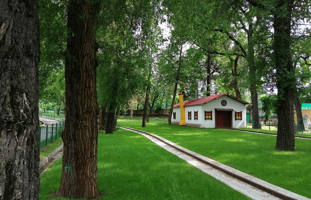 Погода в Алматы с 25 по 31 мая 2020