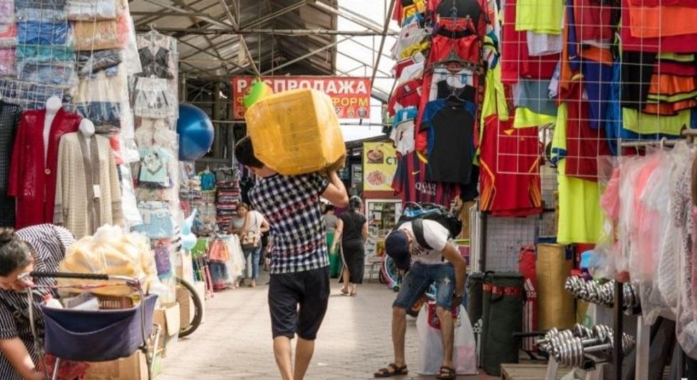Работу непродовольственных рынков планируется возобновить с 1 июня