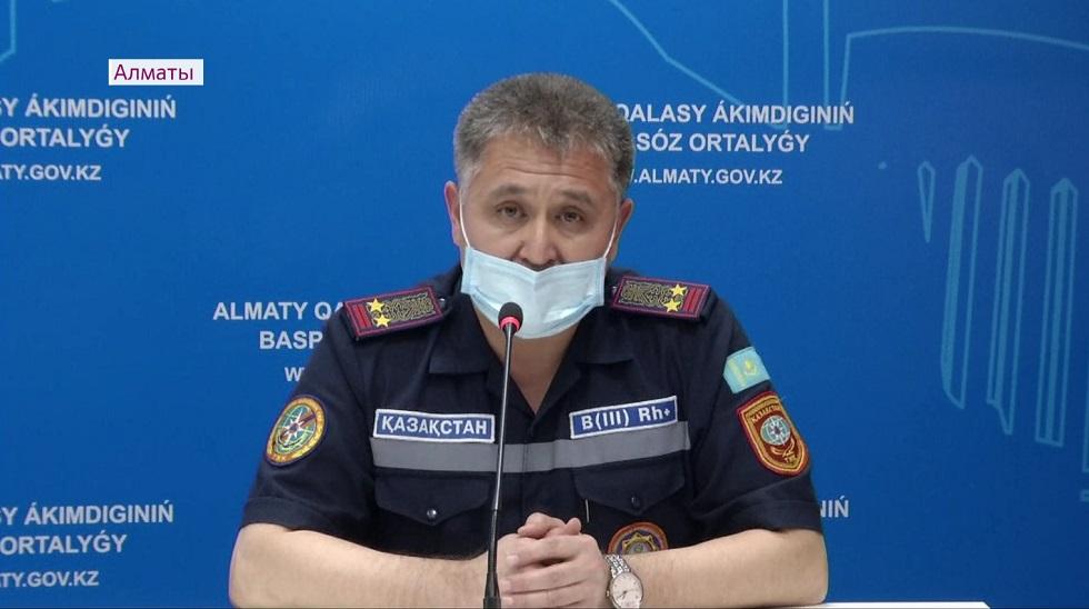 В Алматы определились с участками для купания горожан в летний сезон