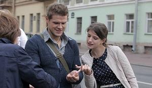Телесериал «Неслучайная встреча» по будням на телеканале «Алматы» в 15.30