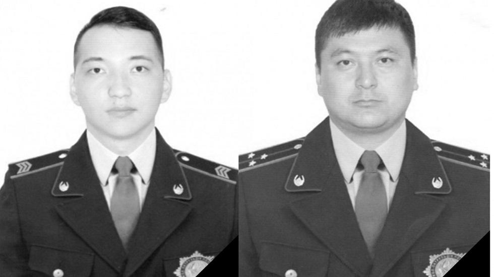 Наезд на блокпост в Алматинской области: скончался второй полицейский
