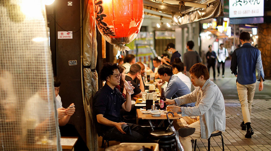 Туристам будут платить деньги за пребывание в Японии
