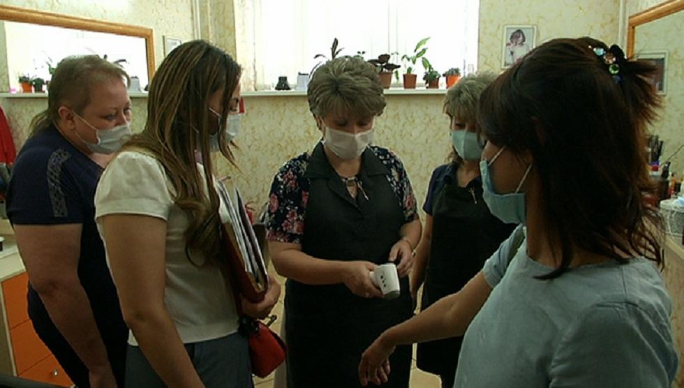 Зоомагазин и салон красоты закрыли в Алмалинском районе за нарушения