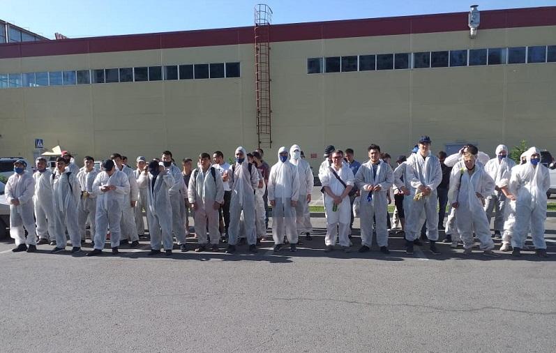 Алматы қаласының 29 мамырдағы дезинфекциялау кестесі жарияланды