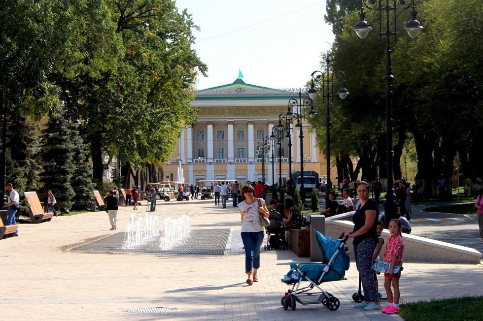 В Алматы появится еще несколько пешеходных зон