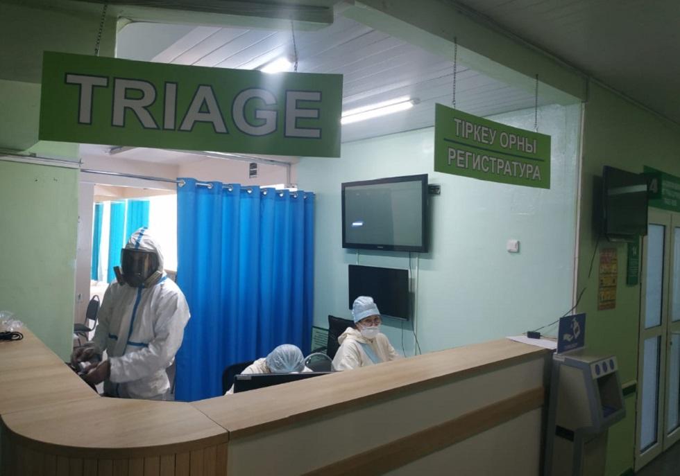В Больнице скорой медицинской помощи Алматы провели 38 операций за 5 дней