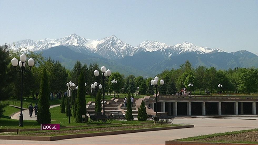 Парки и скверы открываются 3 июня в Алматы