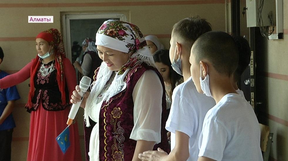 Многодетным матерям Алматы помогают обучиться азам введения бизнеса и открыть своё дело