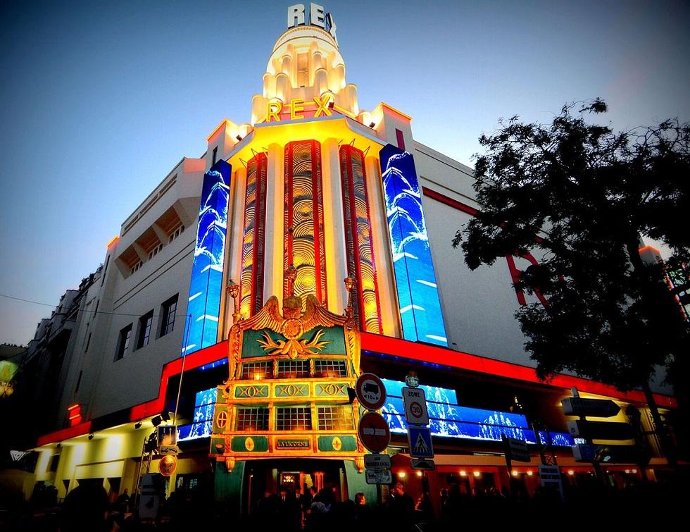 Кинотеатры откроются 22 июня во Франции