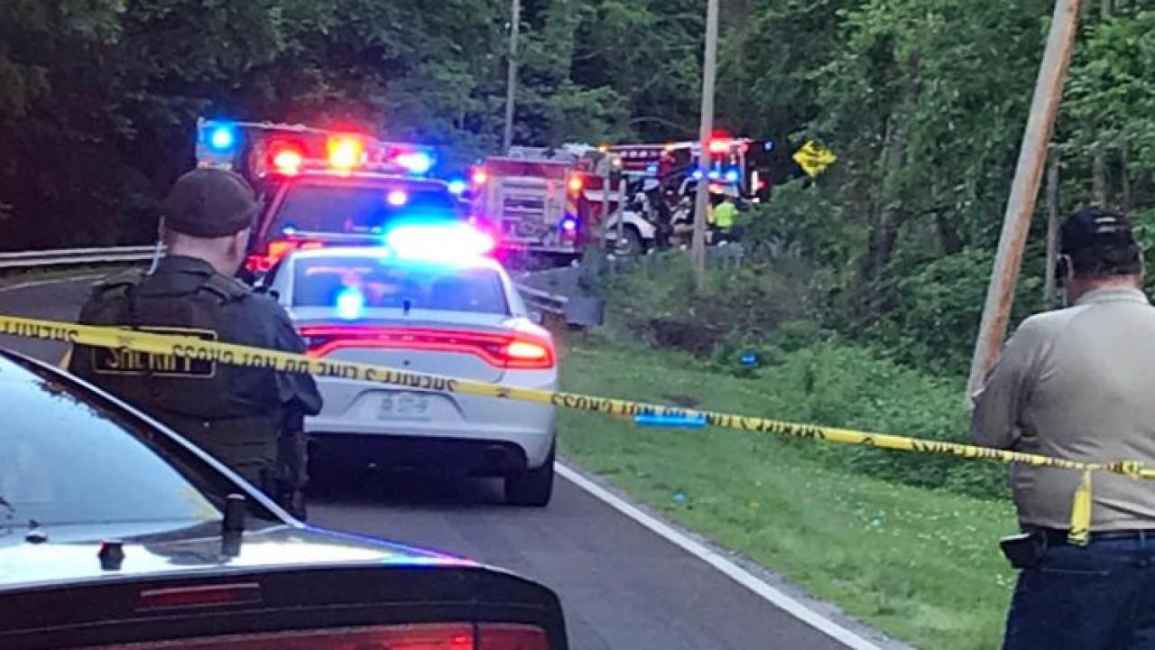 Два брата шести и семи лет взяли автомобиль дедушки и погибли в ДТП