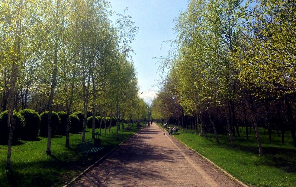 В Алматы открываются парки, скверы, образовательные центры и кружки