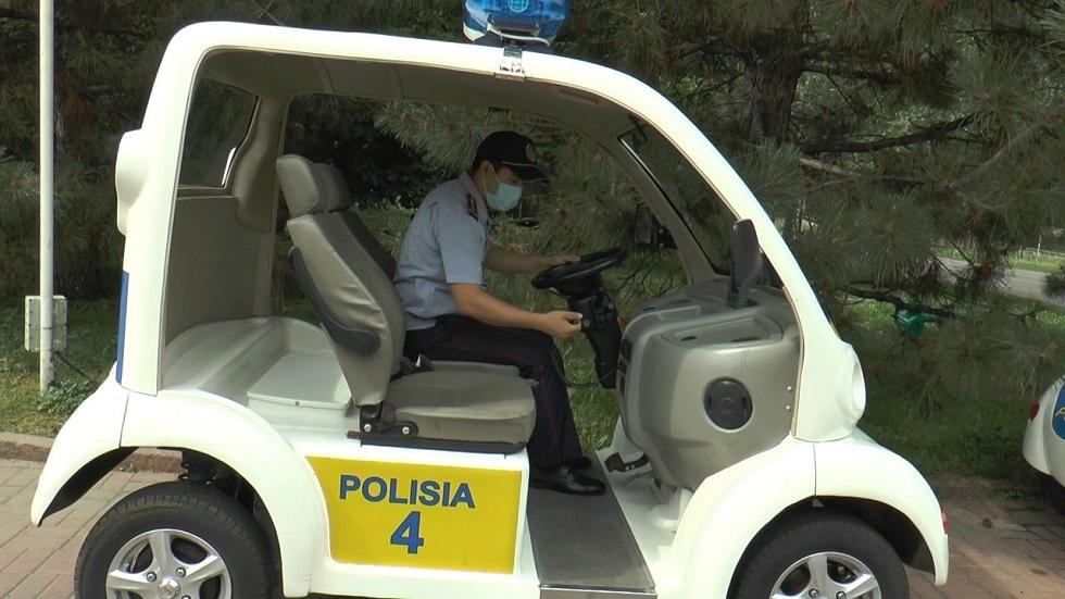 Туристская полиция будет патрулировать парки Алматы