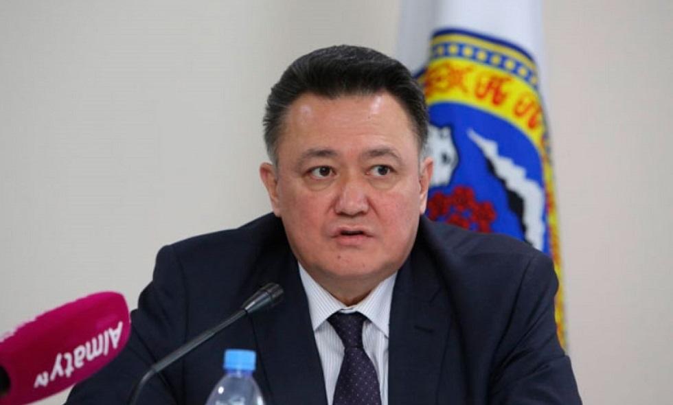 Тлеухан Абилдаев вновь возглавил филиал Фонда медстрахования в Алматы