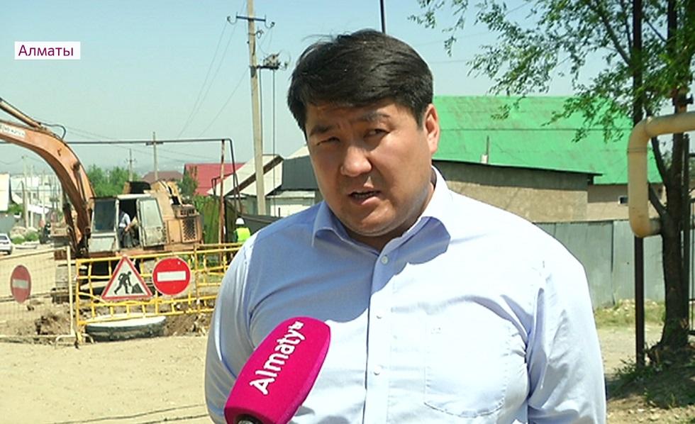 Центральным водоснабжением полностью охватят Наурызбайский район Алматы