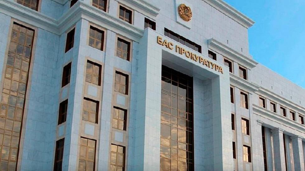 В Генпрокуратуре Казахстана призвали воздержаться от участия в мирных собраниях во время карантина