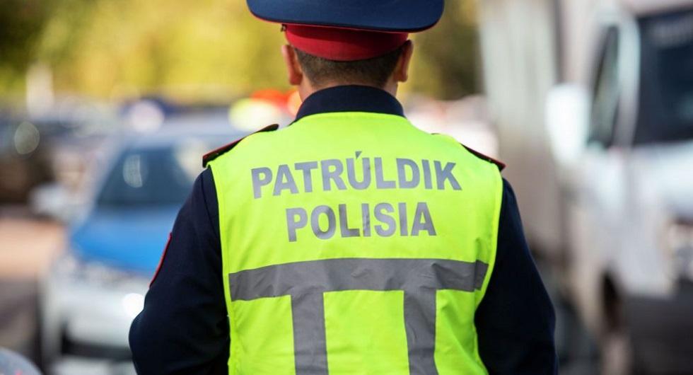 За сутки число нарушений ПДД достигло 1318 в Алматинской области