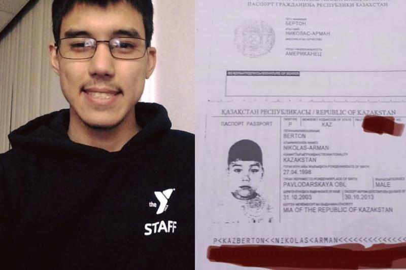 Усыновленный американцами уроженец Казахстана нашел родных