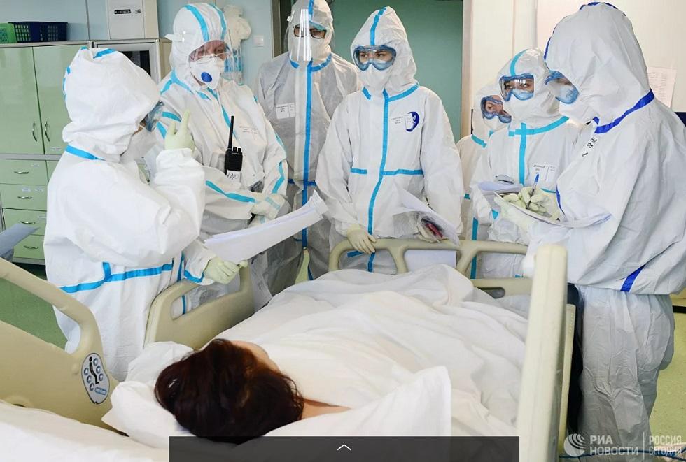 За сутки 8 855 россиян заболели коронавирусом