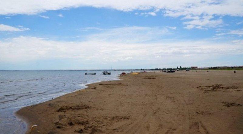 Мобильные посты убрали с побережья Капшагая