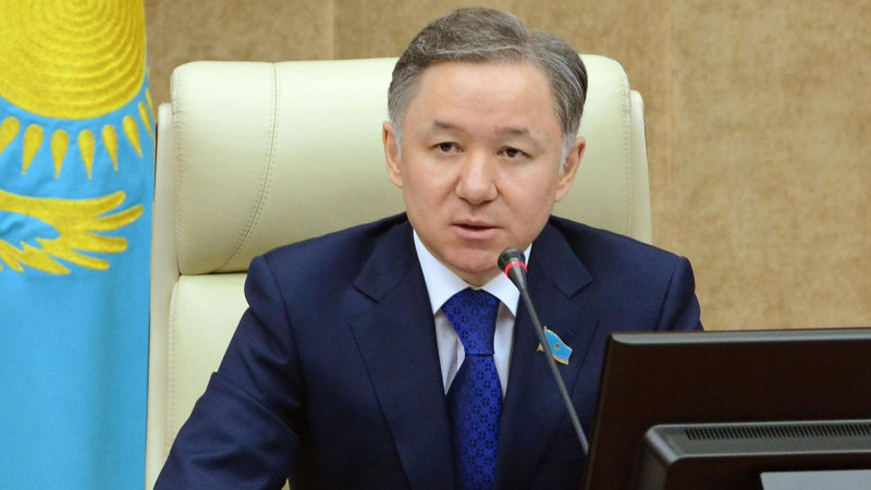 Спикер Мажилиса Парламента Казахстана заразился коронавирусом