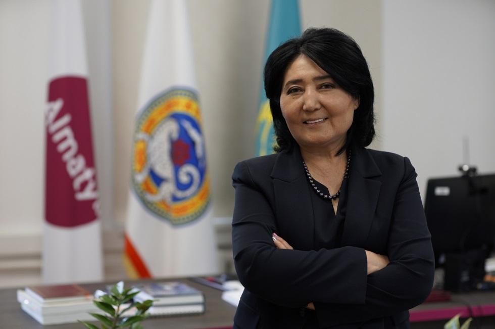 Жизненным кредо будущего журналиста должно стать убеждение и вера в святость выбранной профессии - Н. Мухамеджанова