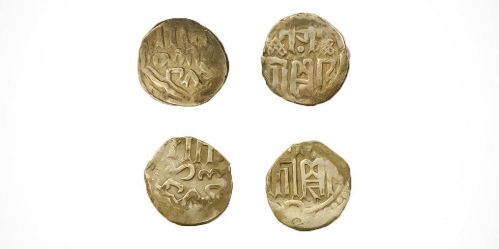 Монеты времен Золотой Орды обнаружили в Москве