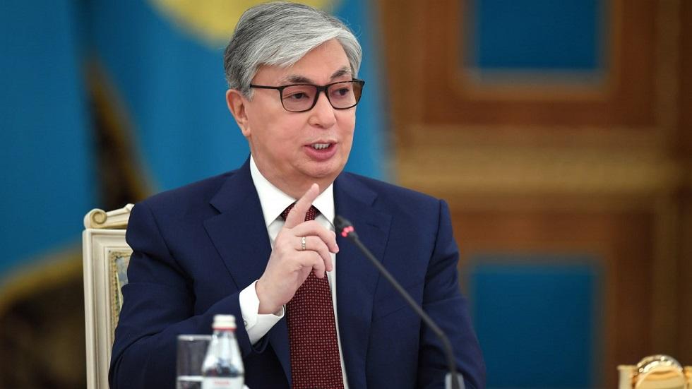 Касым-Жомарт Токаев объявил выговоры чиновникам из-за ситуации с COVID-19