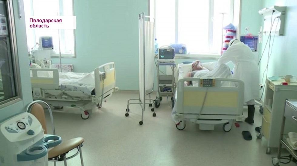 Новый стационар открыли в железнодорожной больнице Павлодара