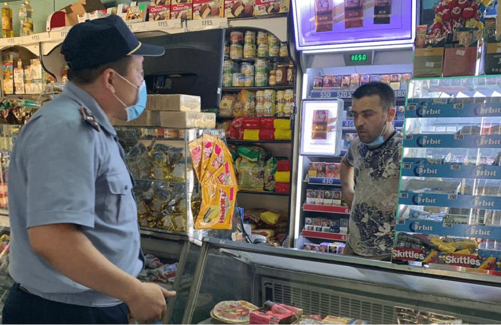 Полицейские взяли на контроль досуг алматинских подростков