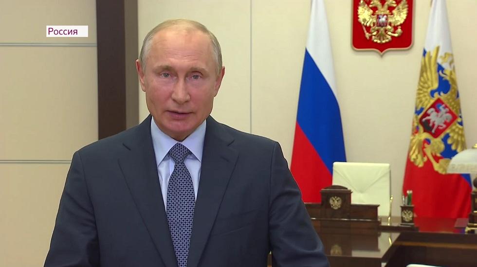 Владимир Путин поздравил Нурсултана Назарбаева с наступающим 80-летним юбилеем