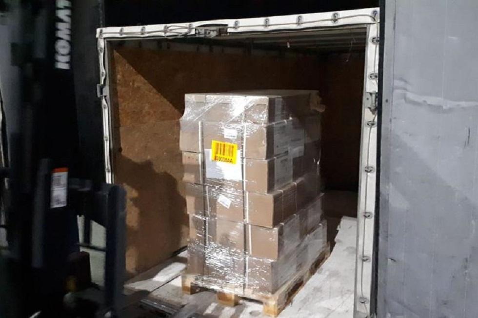 В Казахстан доставили 10 аппаратов ИВЛ из Грузии