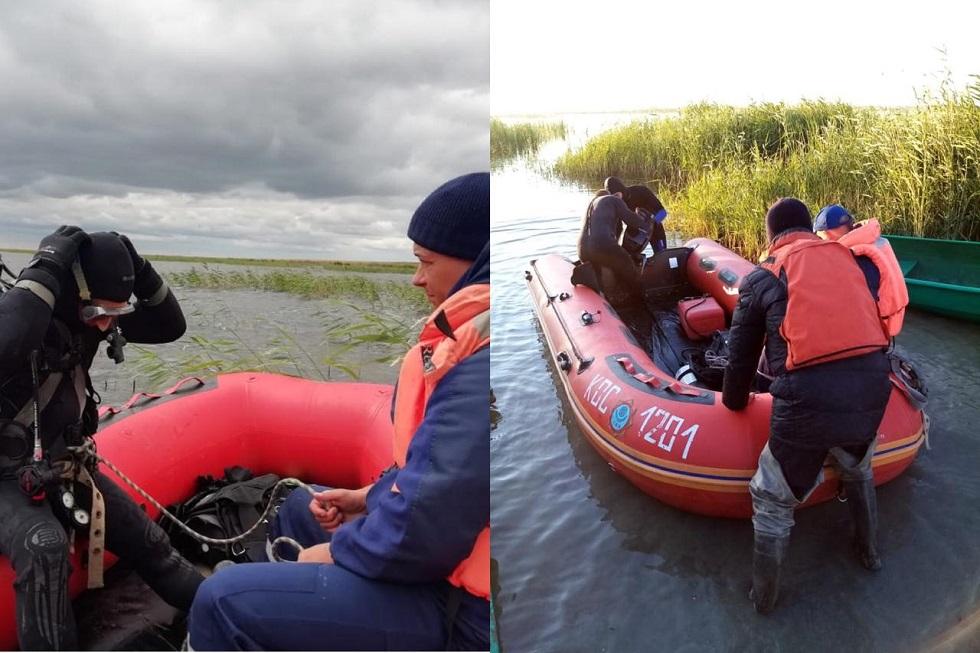 Тело утонувшего рыбака нашли спасатели Костанайской области