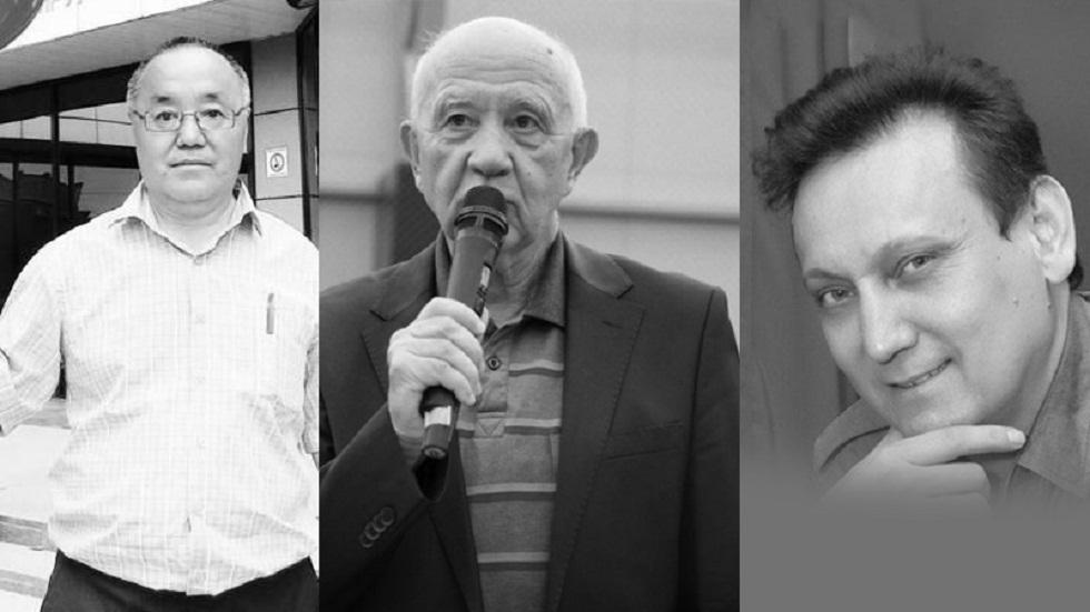 Три погасшие звезды: коронавирус унес жизни Диаса Омарова, Жолдасбека Дуанабая, Берика Исмаилова
