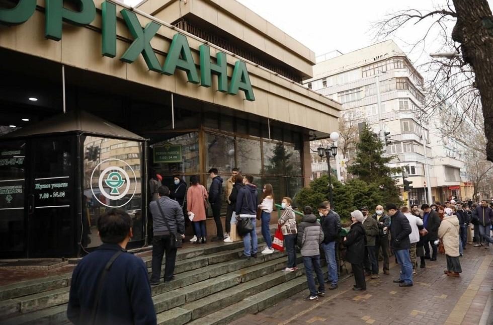 Очереди у нас всегда были - директор Центральной аптеки Алматы ...