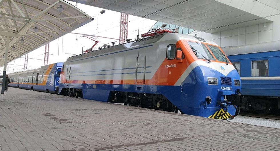 Курсирование ряда поездов до западного региона Казахстана приостановлено