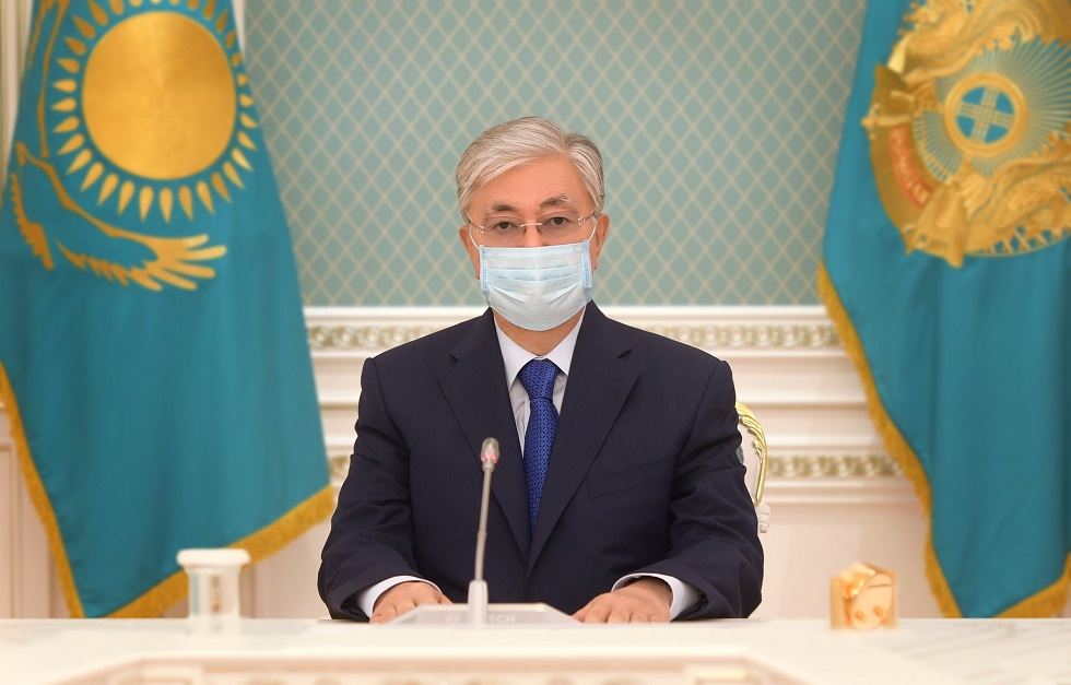 Нужна перестройка госуправления – Токаев