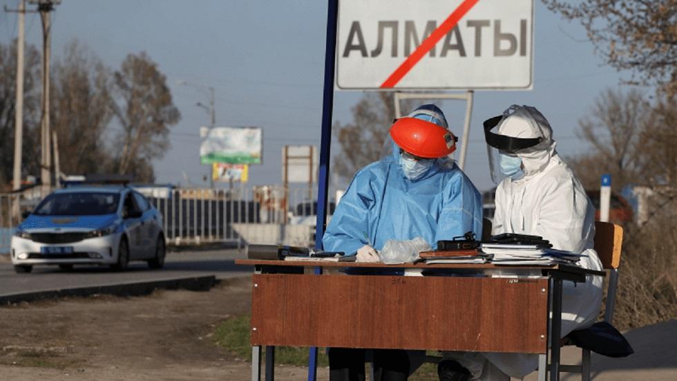 Жесткий карантин вводится в Алматинской области на выходные
